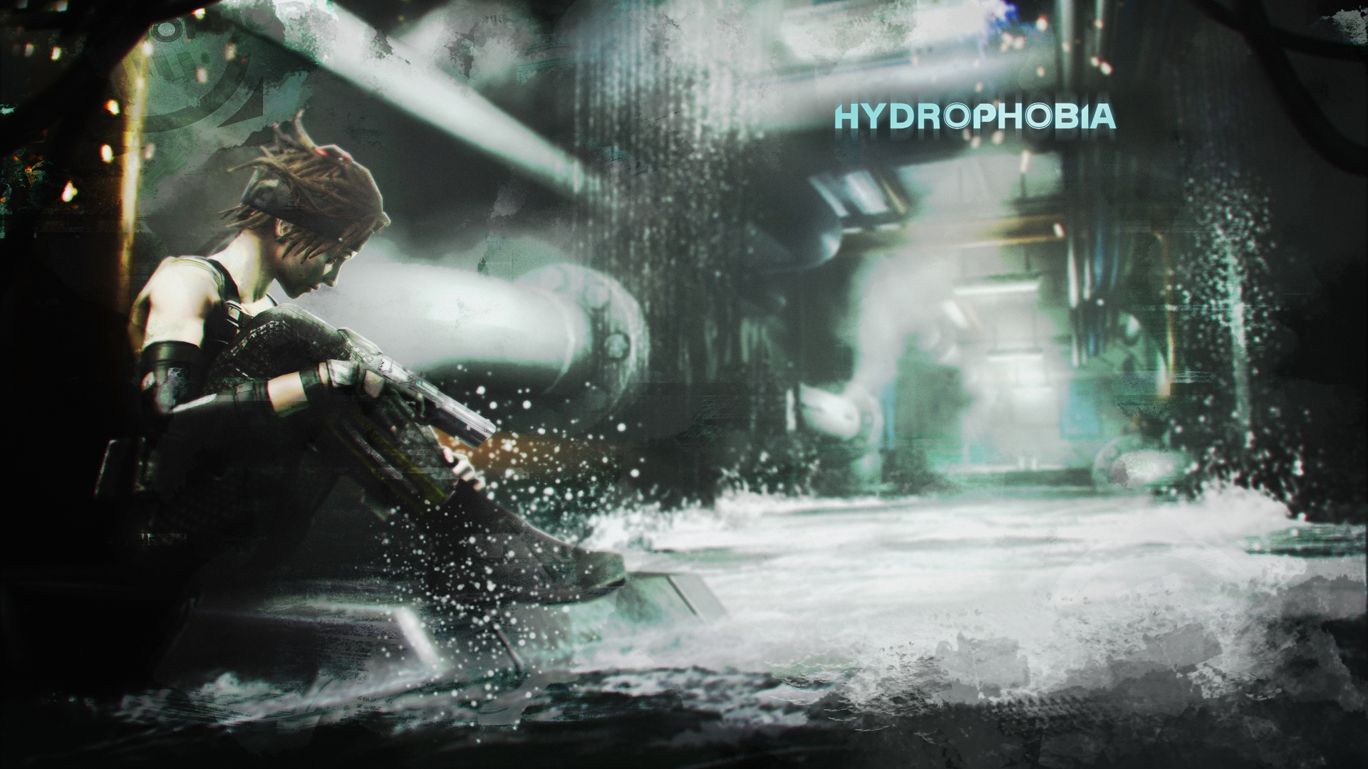 Hydrophobia Prophecy HD Wallpaper Background Image 1920x1080 1920x1080