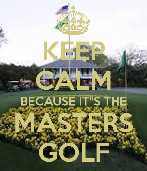 Masters Golf Wallpaper Widescreen wallpaper