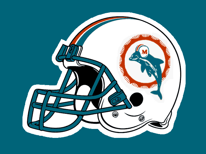 Related Pictures helmet miami dolphins nfl team wallpaper 688x516