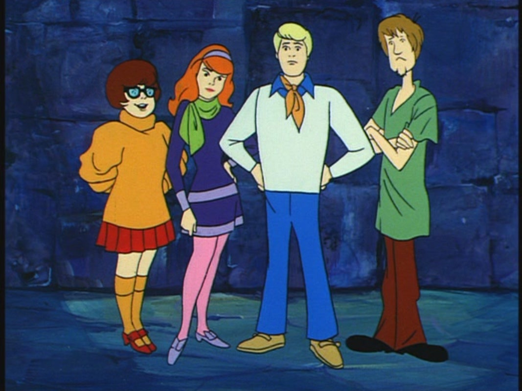 Scooby Doo Where Are You Hassle in the Castle Image for Tablet 1067x800