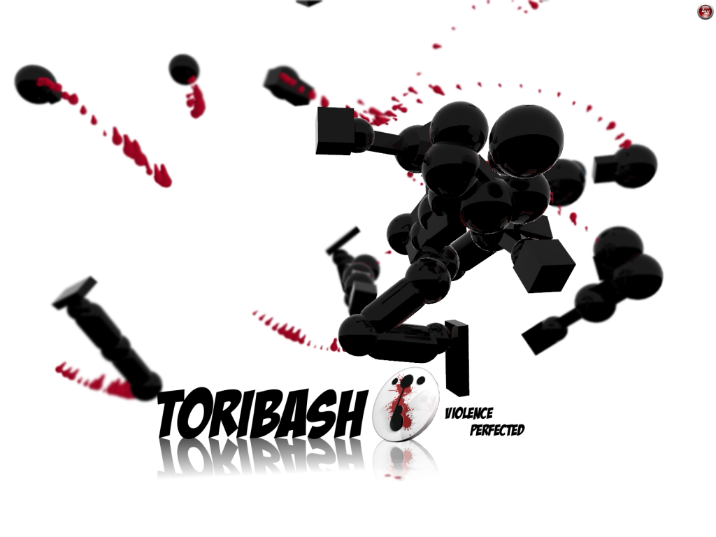 ANYWHERE I CAN FIND TORIBASH WALLPAPERS   Toribash Community 1024x768