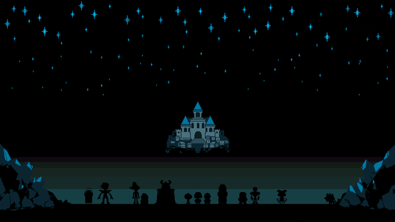 Wallpaper comp   Undertale Miss admin parties Cry it out with fellow 780x439