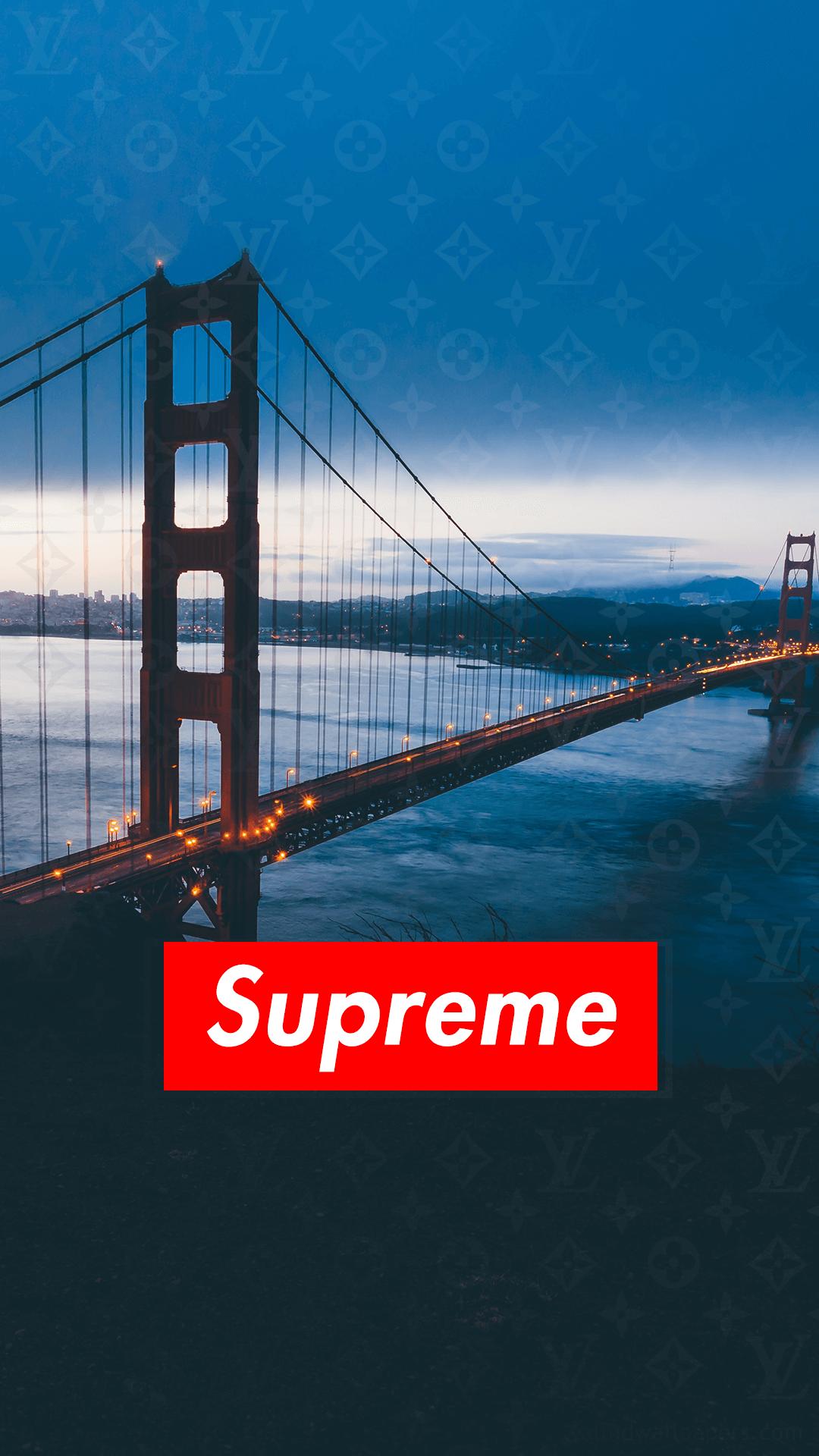 60 Supreme Wallpaper Iphone 4k On Wallpapersafari