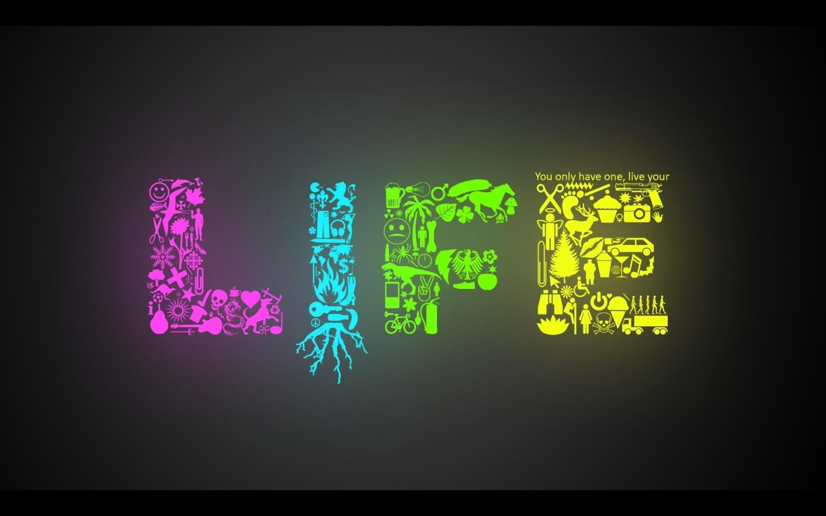 Description: Free download Life is good wallpaper desktop background ...