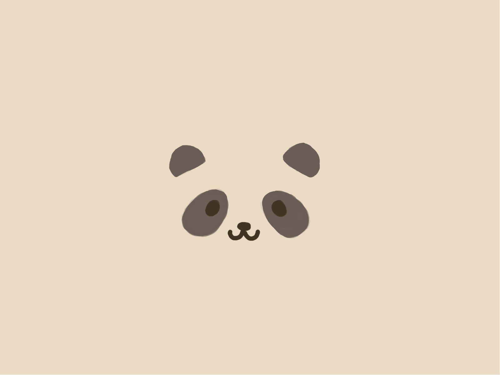 crazy pandalism panda wallpaper 1600x1200