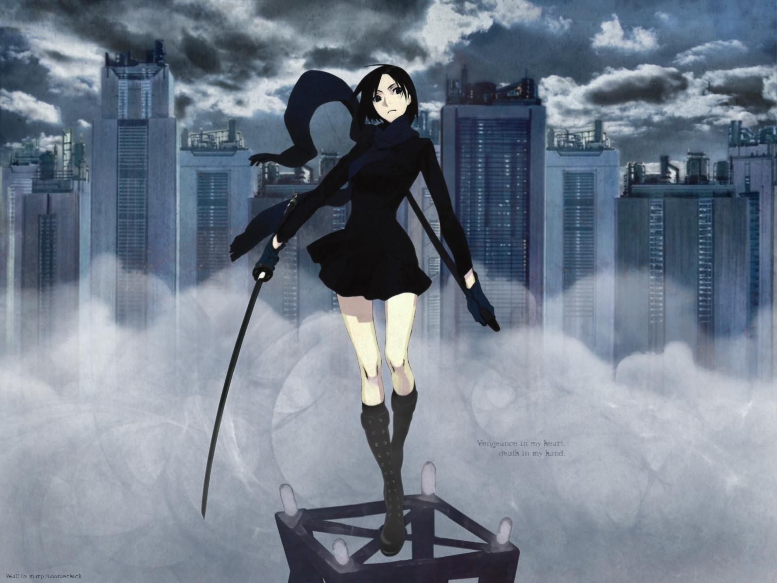 Anime Assassin Wallpaper Anime Assassin 1600x1200