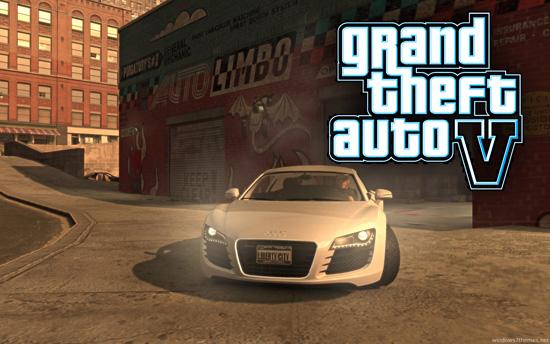 GTA 5 Wallpaper New Grand Theft Auto Picture Photo PS3 Xbox 360 PC 550x344