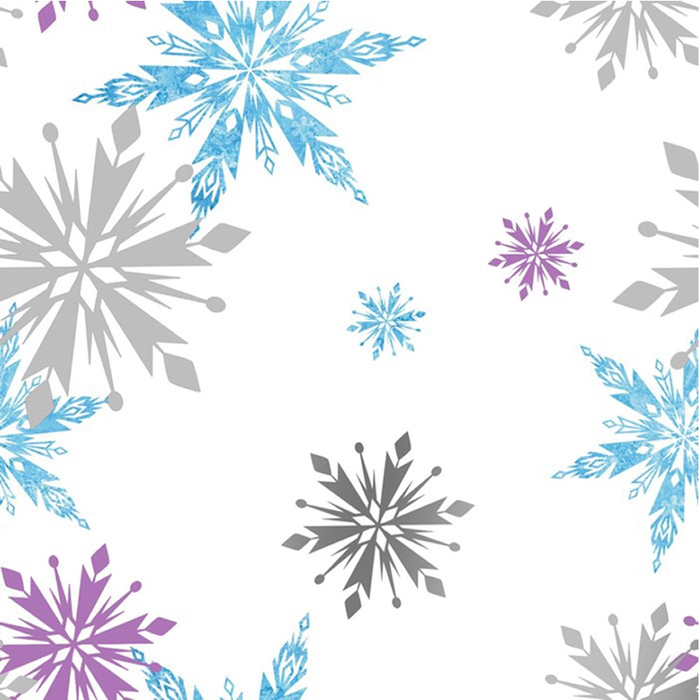 Rooms Disney Frozen Disney Frozen Bedroom Wallpaper   Snowflake 700x700