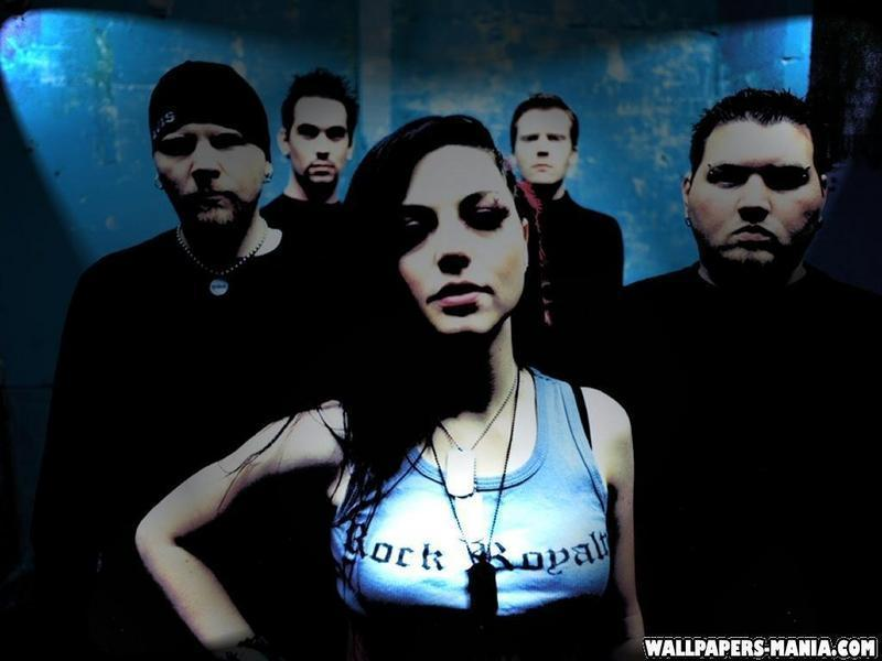 Evanescence 2017 Wallpapers 800x600