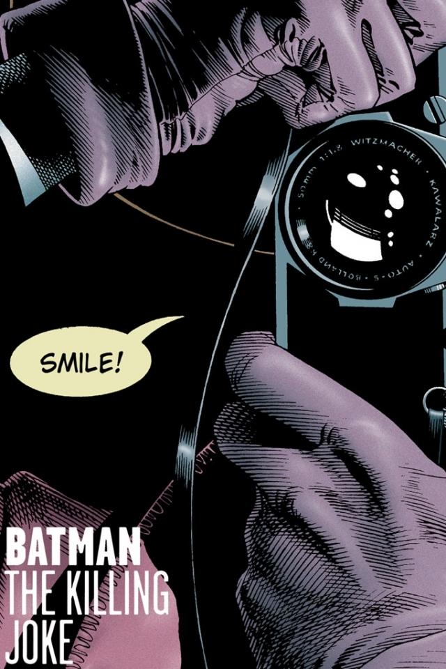 joker killing joke smiling 1280x1024 wallpaper People HD WallpaperHi 640x960
