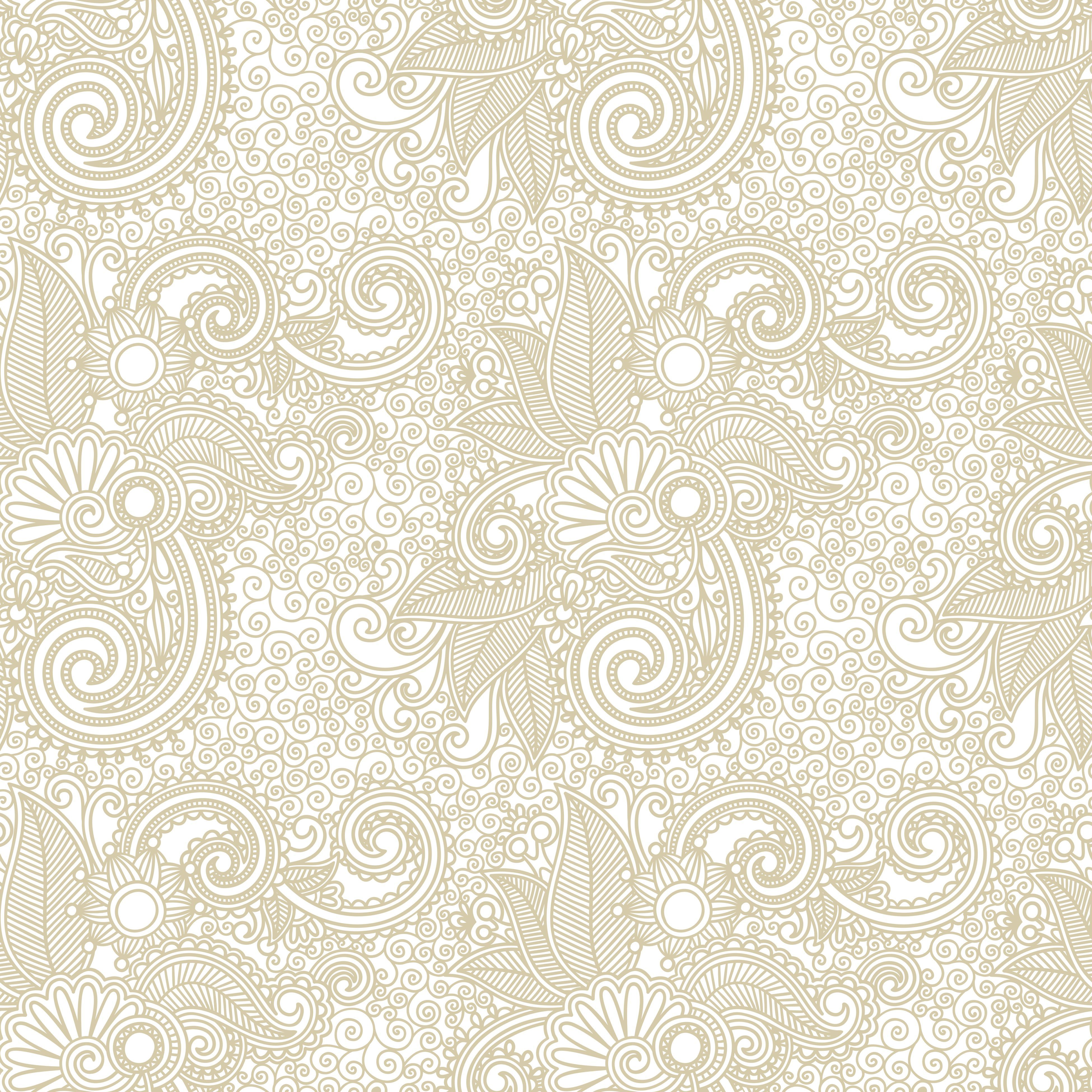 Lace Swirls Wallpaper - WallpaperSafari