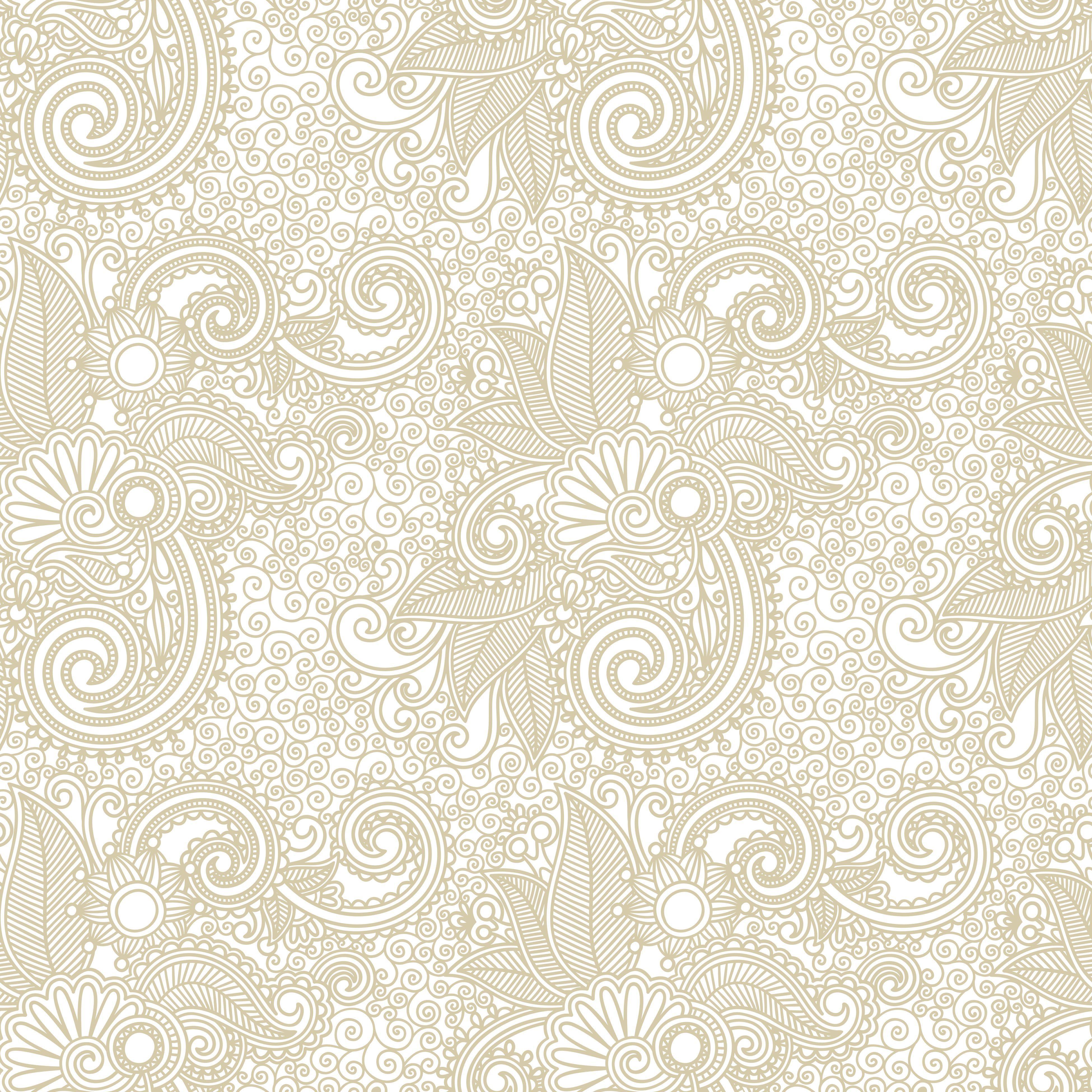 lace swirls wallpaper