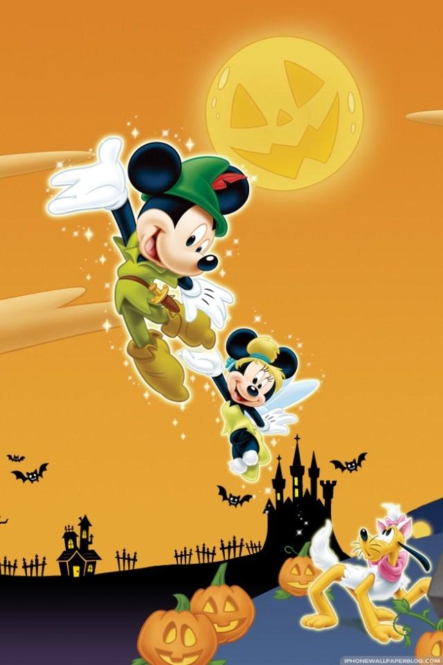 Disney Halloween iPhone HD Wallpaper iPhone Wallpaper Gallery 640x960