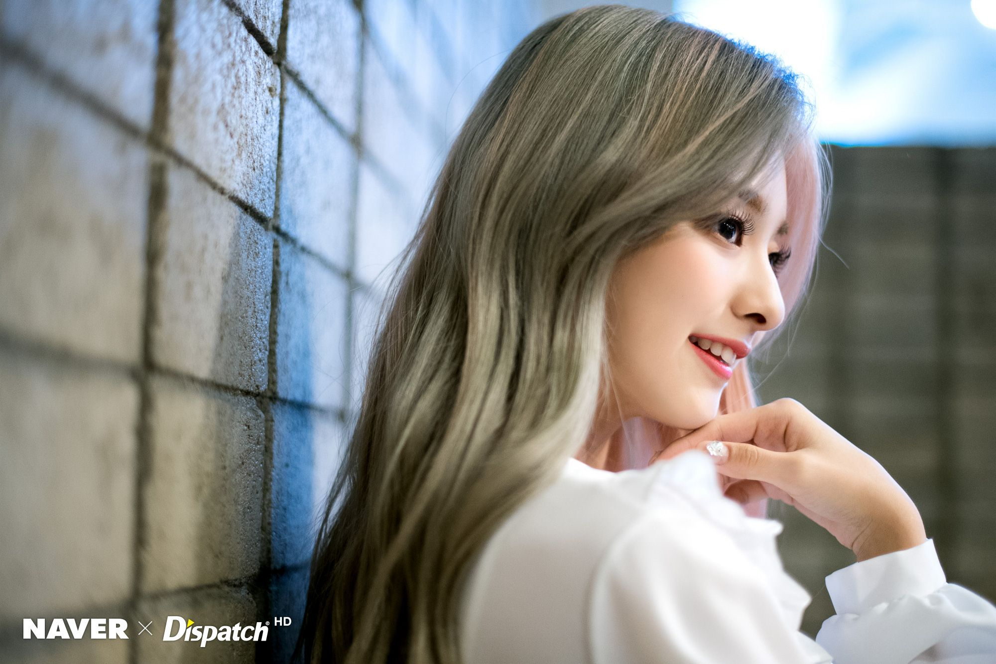fromis 9 Lee Nagyung   Pepero Day Event by Naver x Dispatch 2000x1333