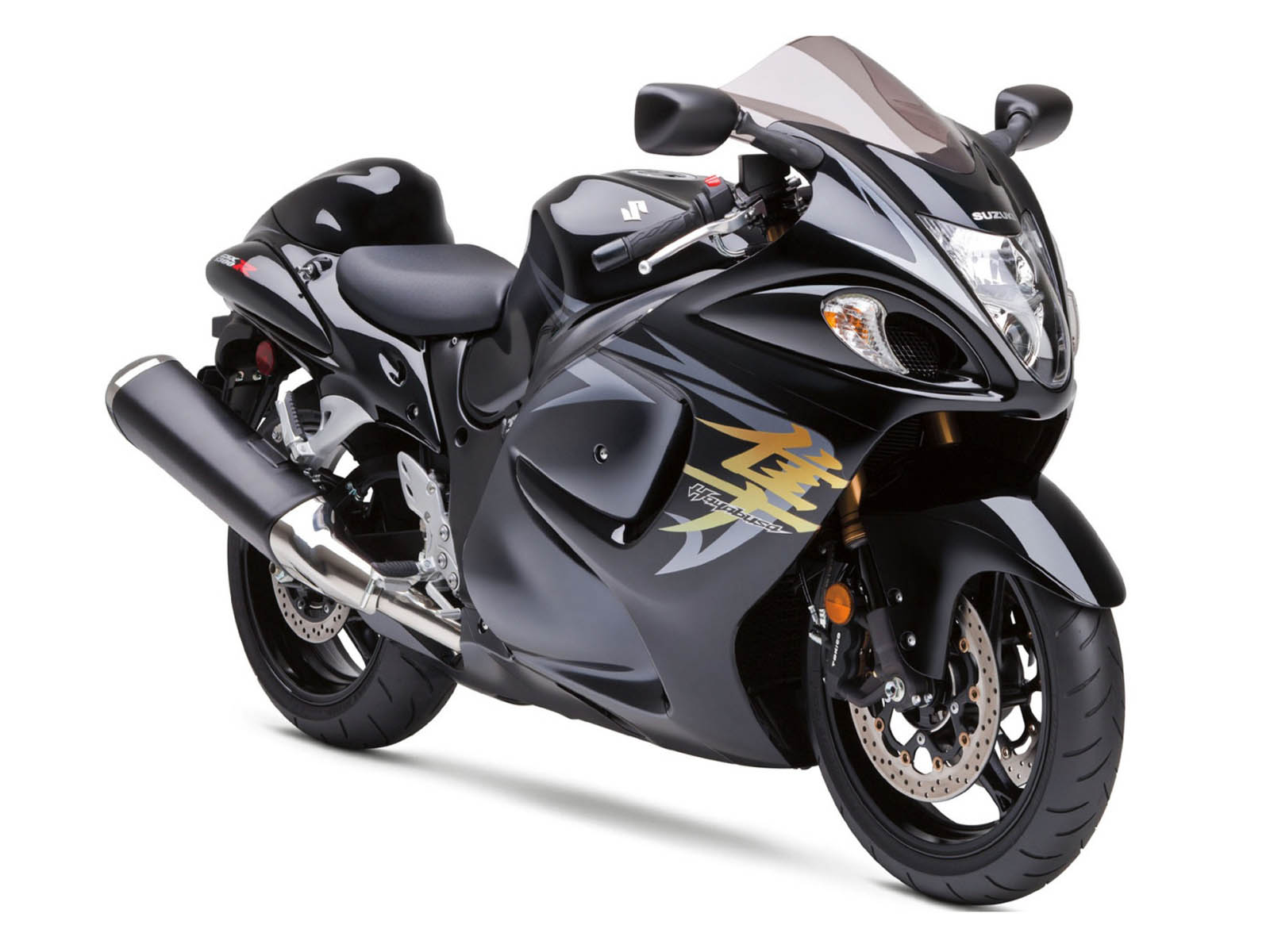 wallpapers Suzuki Hayabusa GSX1300R Bike Wallpapers 1600x1200