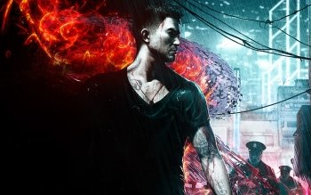 Sleeping Dogs Full HD Wallpaper and Background 2560x1600 350x219
