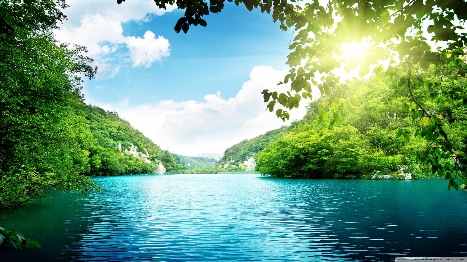 Peaceful Desktop Backgrounds   HD Wallpapers and Pictures 1600x900