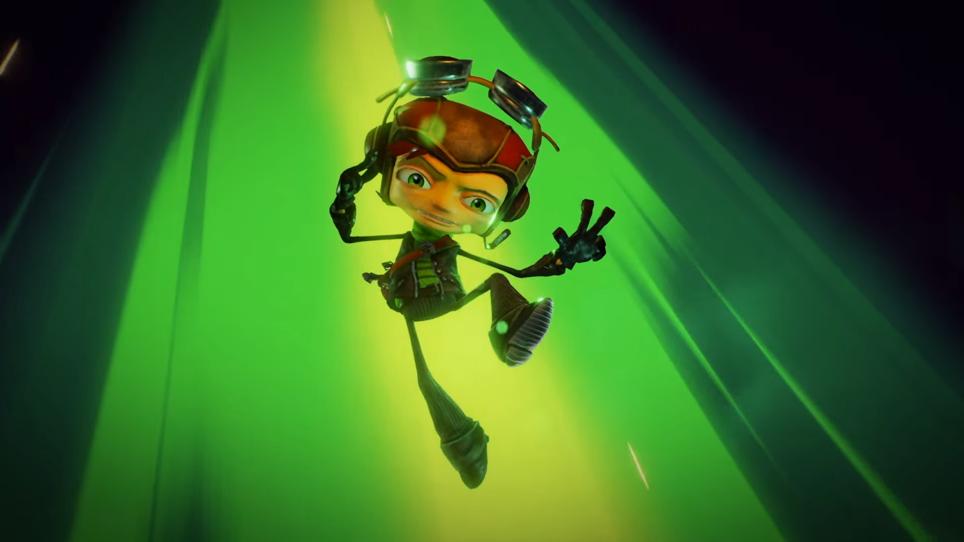 Psychonauts 2 announced crowdfunding campaign launched 1920x1080