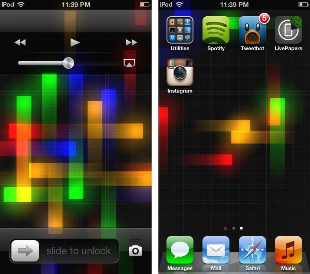 Home Wallpaper Phone: Animated IPhone Wallpaper No Jailbreak