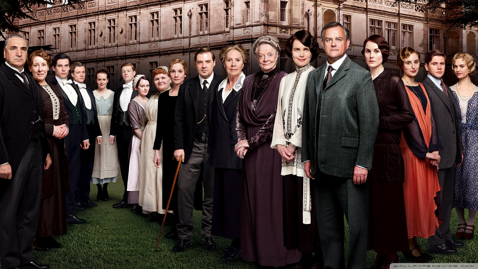 Downton Abbey Wallpapers and Background Images   stmednet 1920x1080