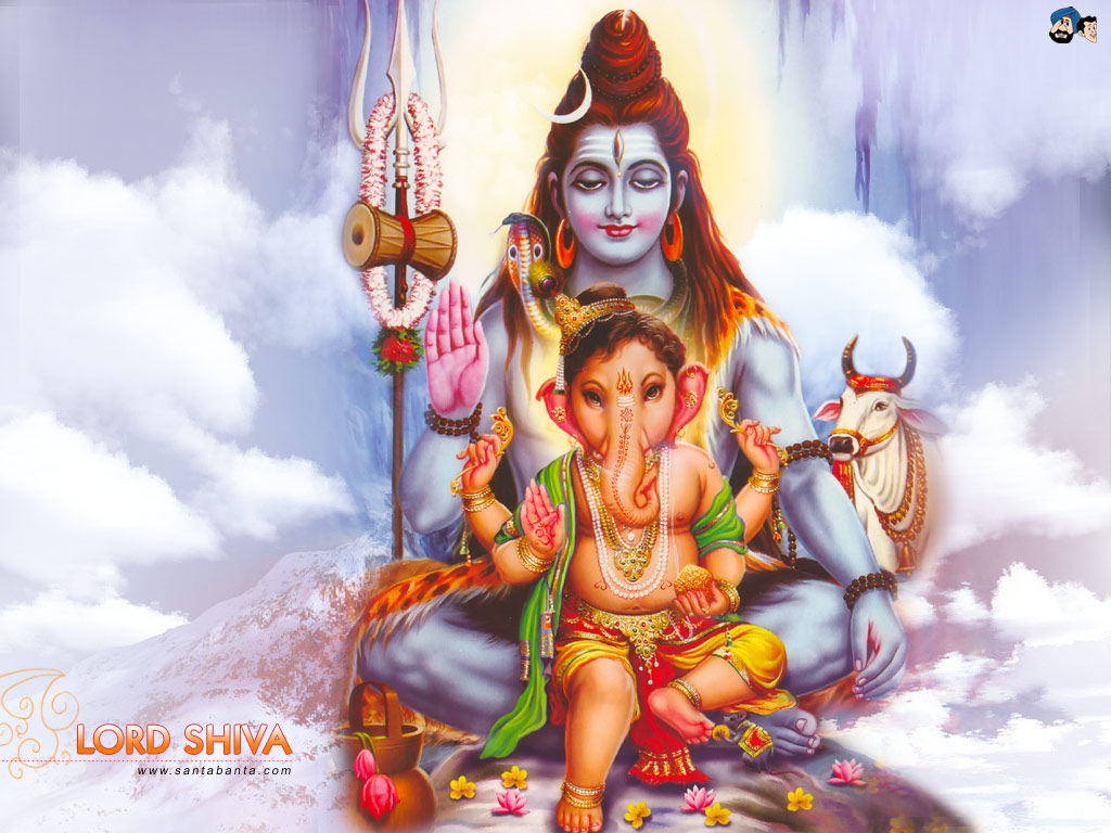 Hd Wide New Wallpapers Lord Shiva Images For Mobile PC 1024x768