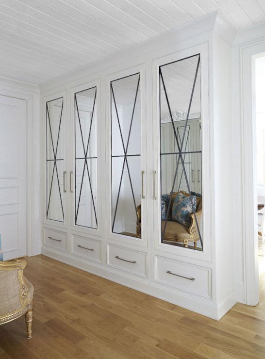 Wallpaper For Mirrored Closet Doors Wallpapersafari
