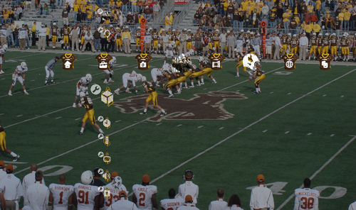 Wyoming Cowboys Wallpaper Re wyoming football ps3 theme 500x296