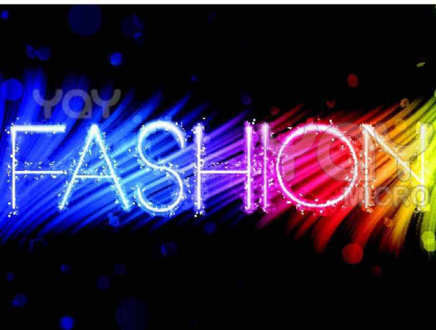 fashion abstract colorful waves on black background 76fc19 848x643
