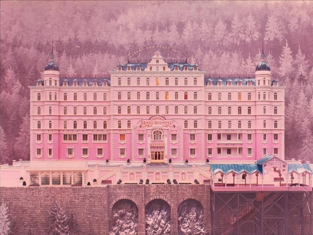 The Grand Budapest Hotel wallpapers HD for desktop backgrounds 1024x768
