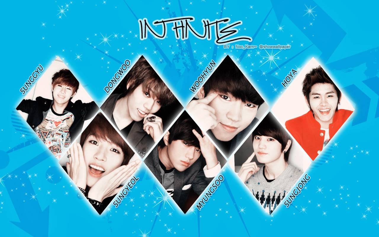 INFINITE   Kpop Wallpaper 35918720 1280x800