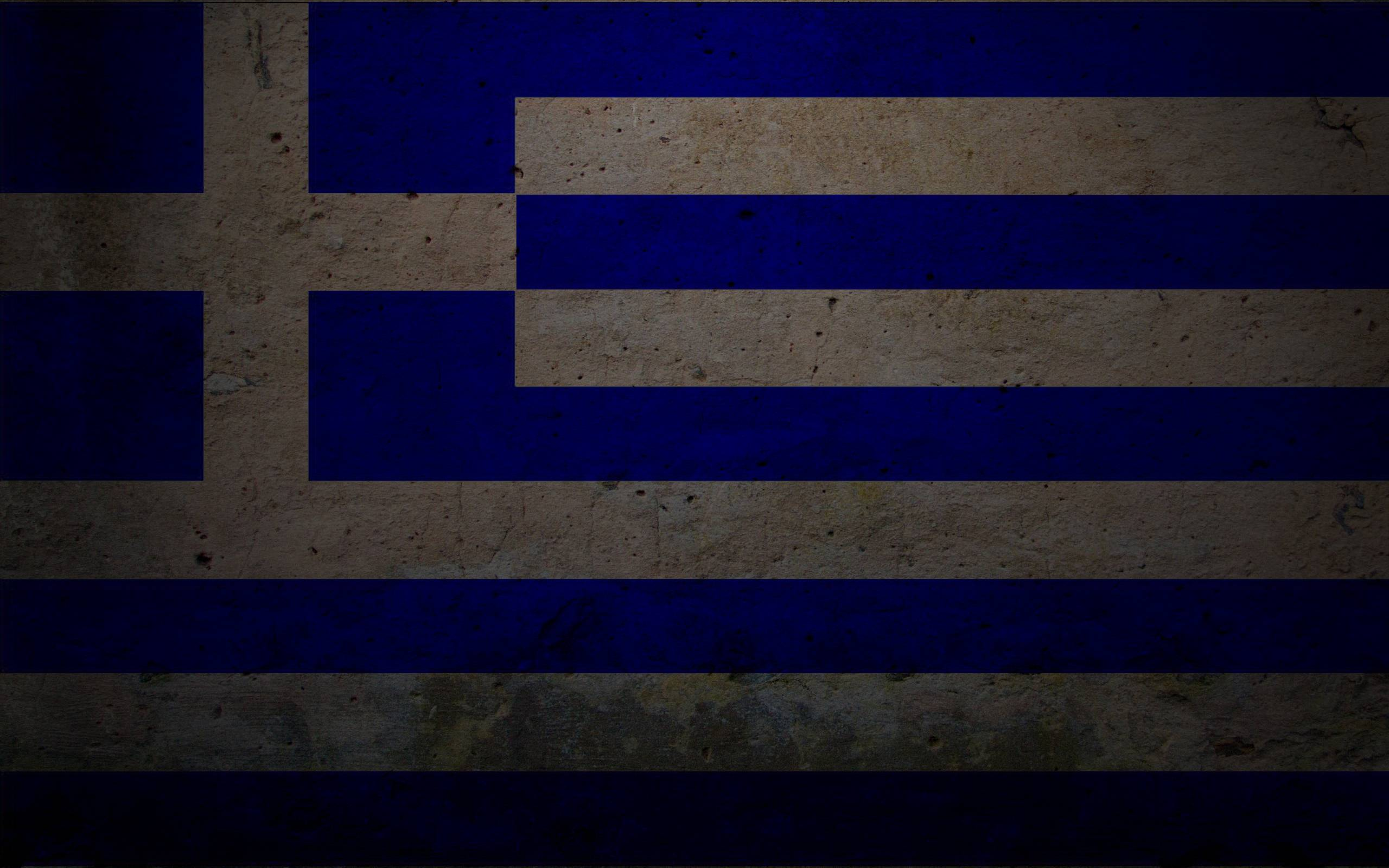 Greek Flag Wallpapers 2560x1600