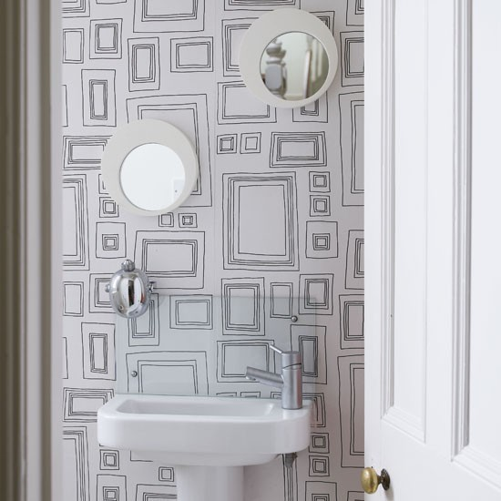frames wallpaper Family bathroom ideas   10 of the best Bathroom 550x550