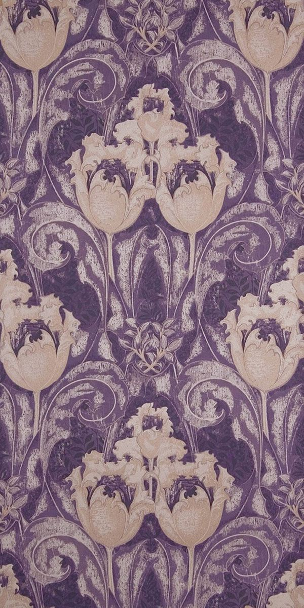 Camberwell Wallpaper   various colours   Historical wallpapers 600x1200
