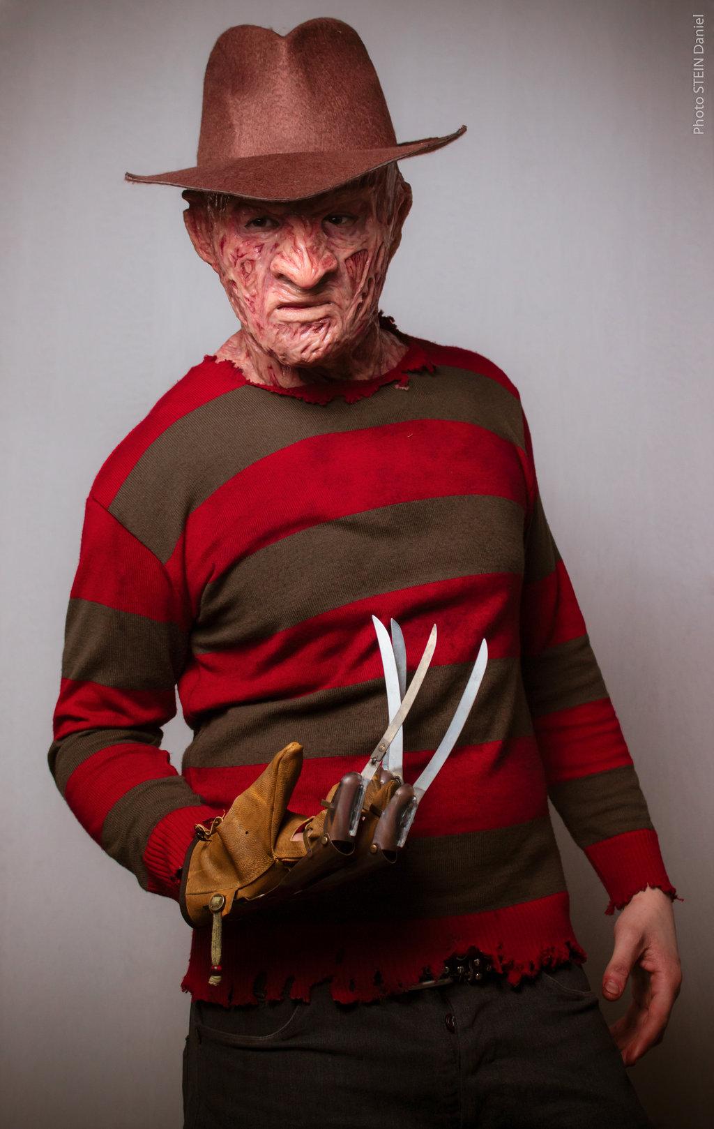 cosplay female Freddy krueger