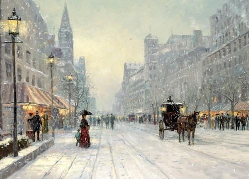 new york winter wallpaper wallpapersafari