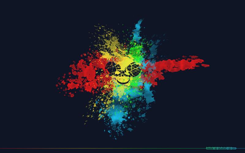 Deadmau5 phone wallpaper by suzy313 800x500