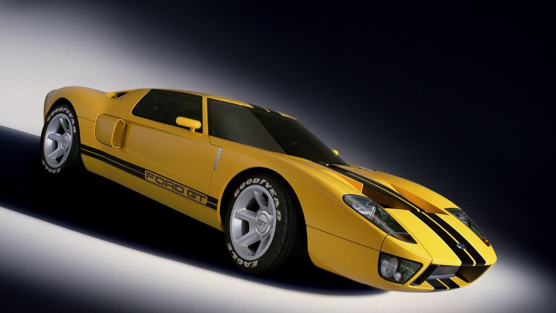 Ford GT40 Concept 2002 13 1920x1080 WallpapersFord GT 1920x1080 1920x1080