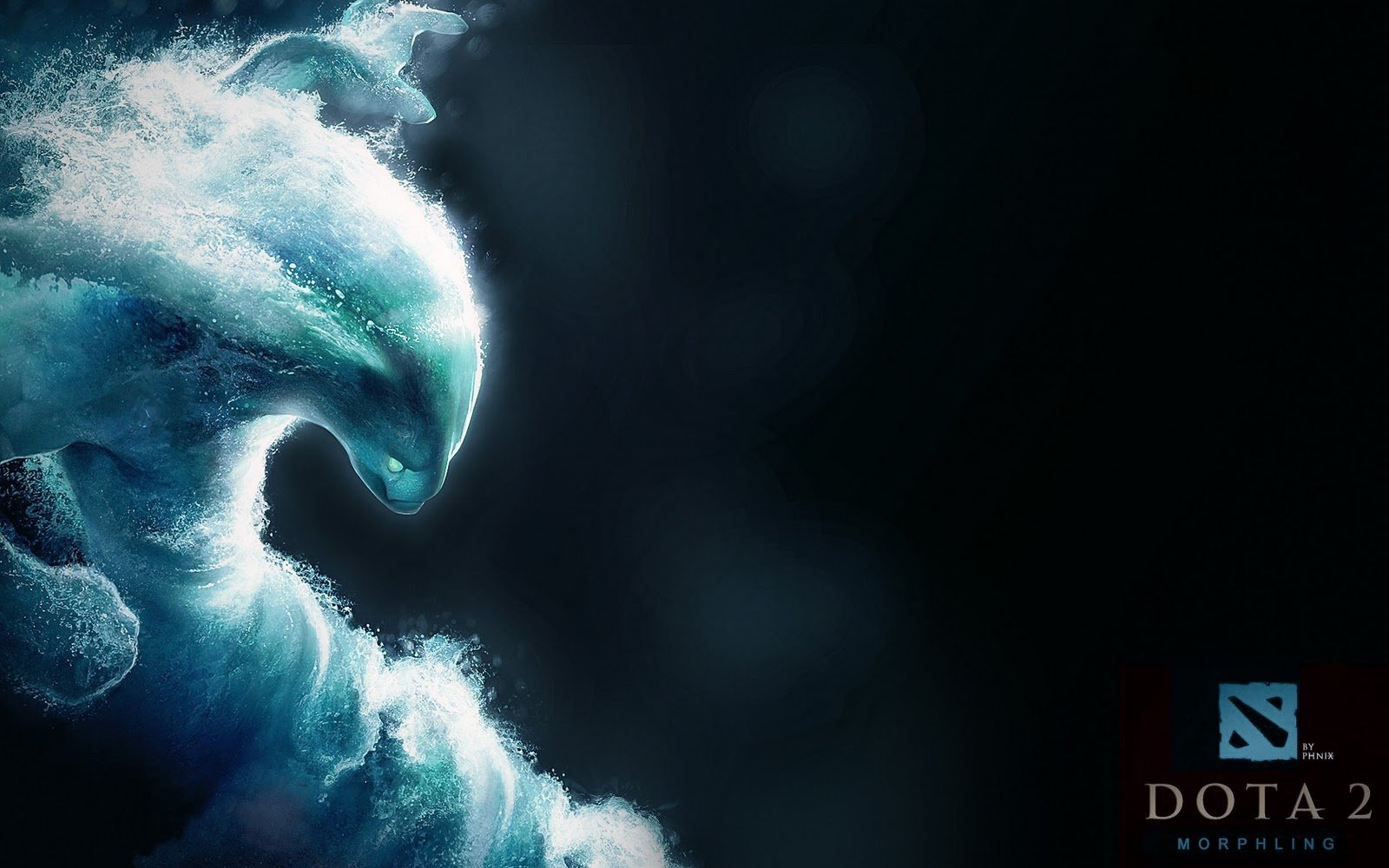 4 Morphling Dota 2 HD Wallpapers Background Images   Wallpaper 1600x1000