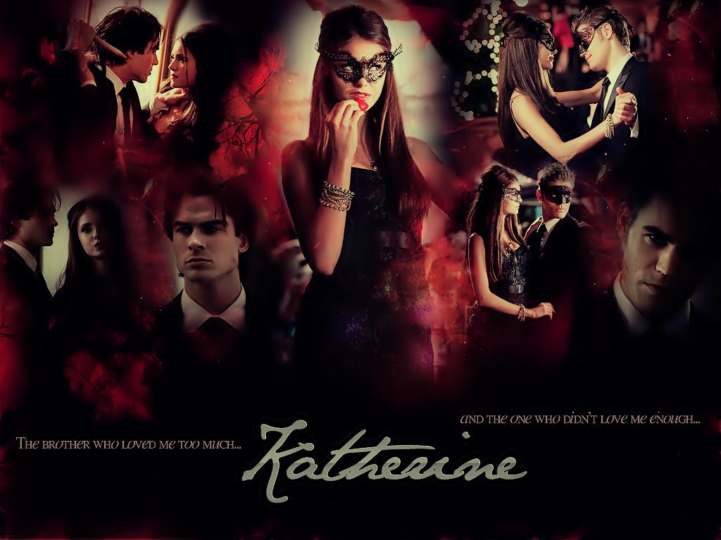 katherine pierce   The Vampire Diaries Wallpaper 35663673 1024x768