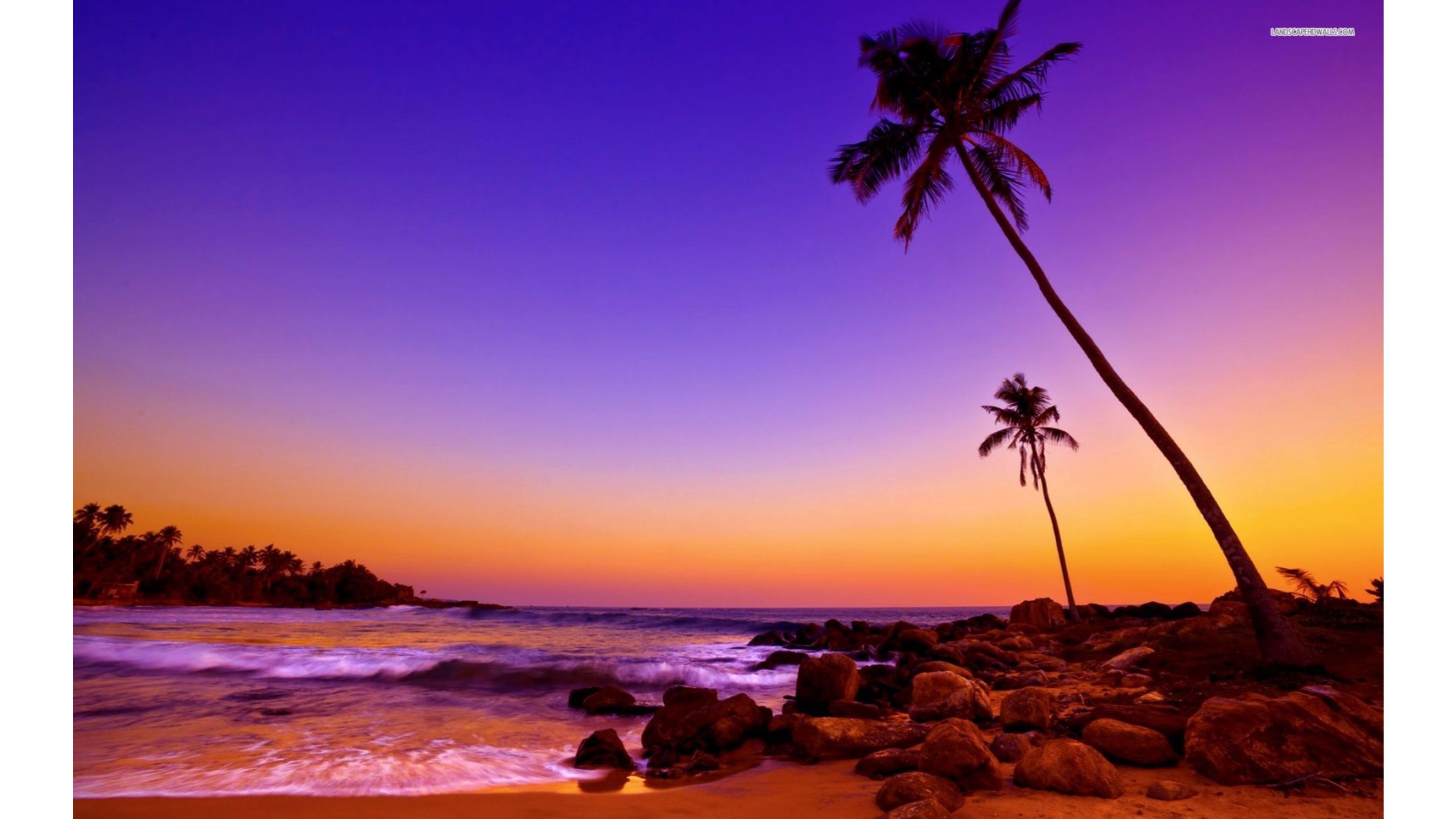 Caribbean Island Sunset Images amp Pictures   Becuo 3840x2160