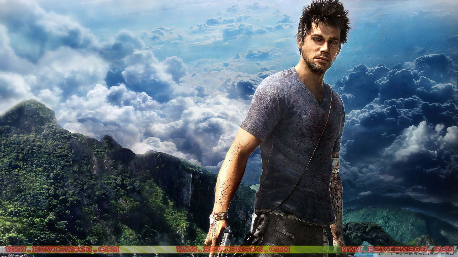 Far Cry 3 Wallpapers HD Latest Wide Screen Wallpapers 1920x1080