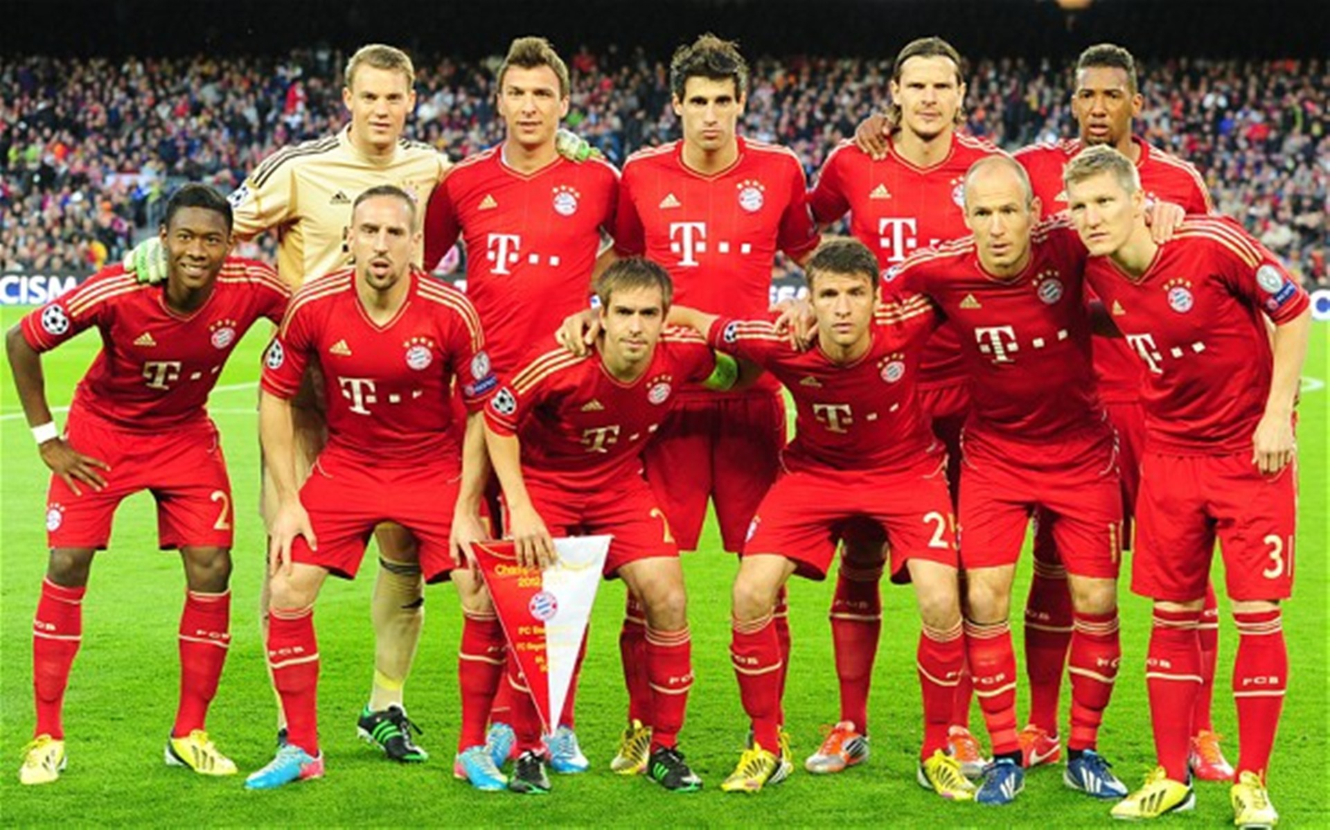 Bayern Munich 2014 Riposte Laque 1920x1198