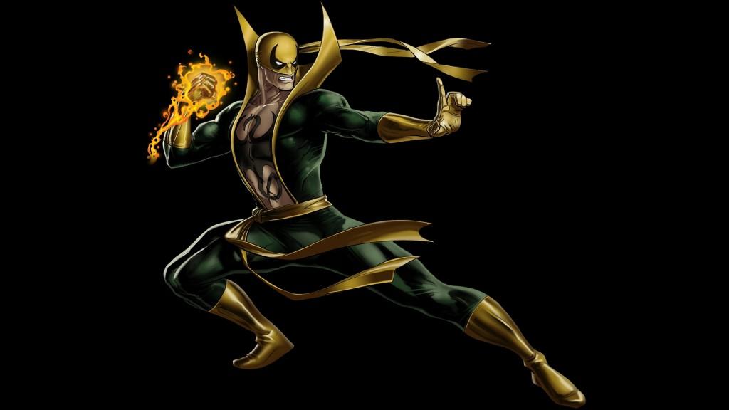 Download Daniel Rand As Iron Fist Comic HD Wallpaper Search more 1024x576