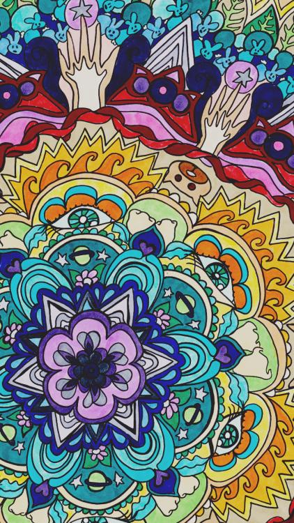 mandalas wallpapers 422x750