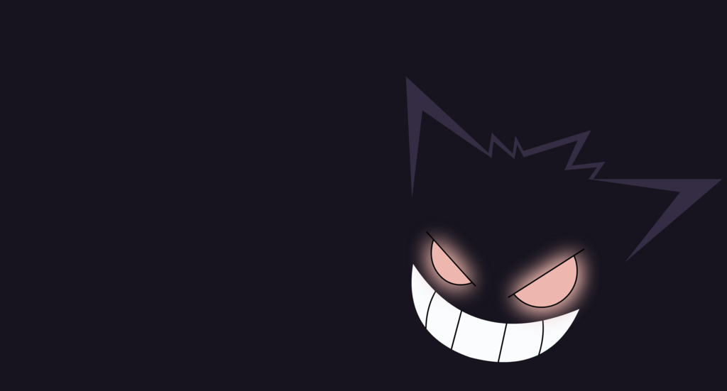 Gengar Wallpaper by Alexiel Kurai 1024x551