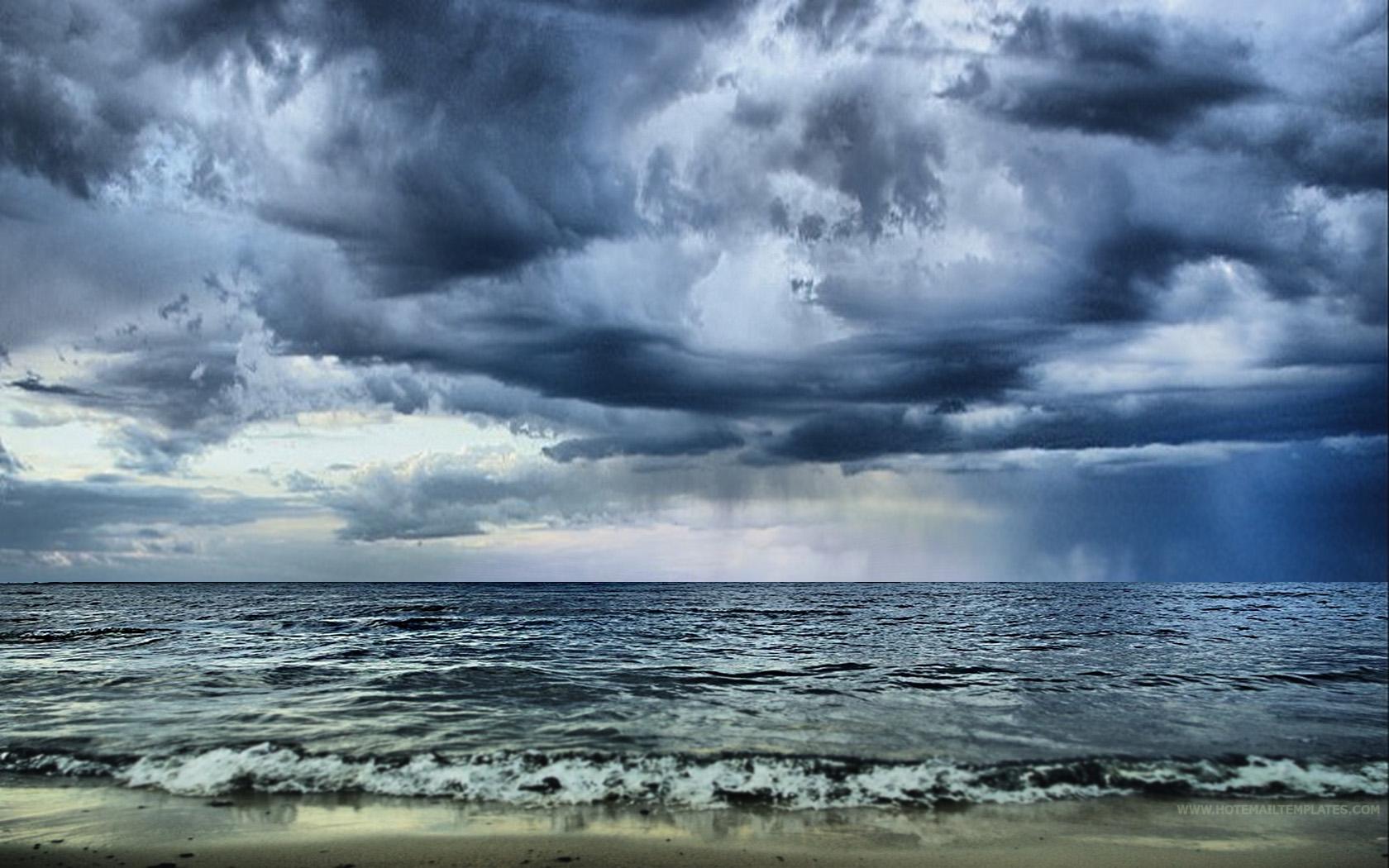 Rising storm HTML E Mail Templates 1680x1050