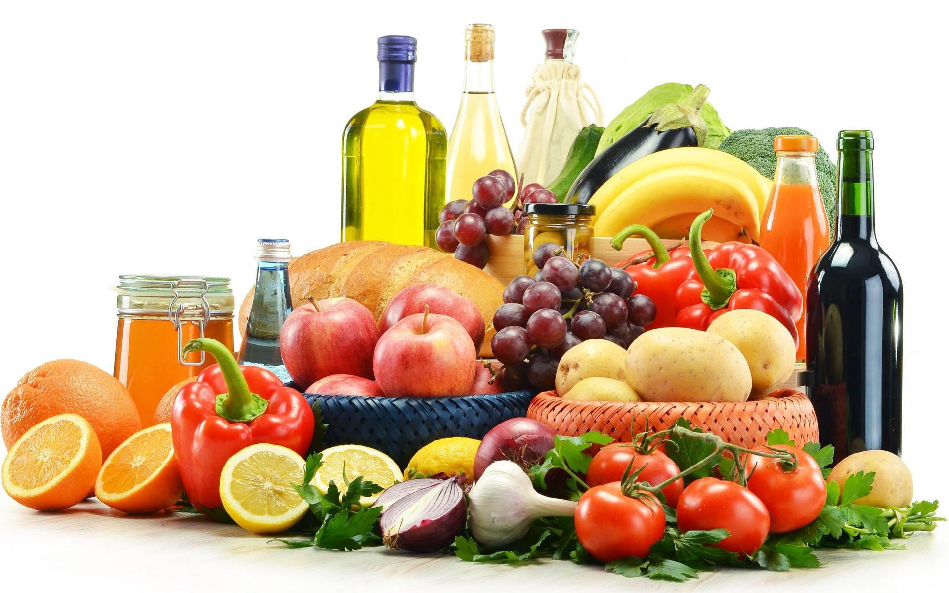HD Desktop Healthy Food Wallpaper 7406 Wallpaper WallpapersTubecom 1920x1200