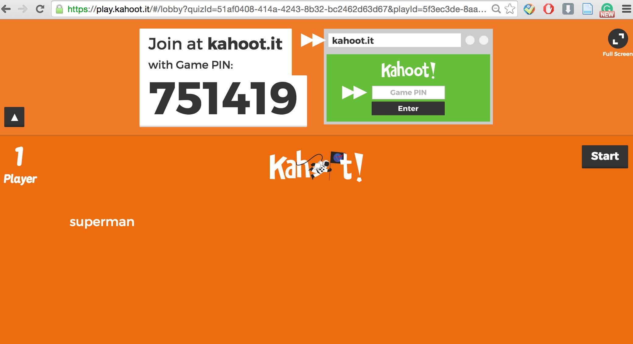 Funny Kahoot Names: Kahoot! Wallpapers