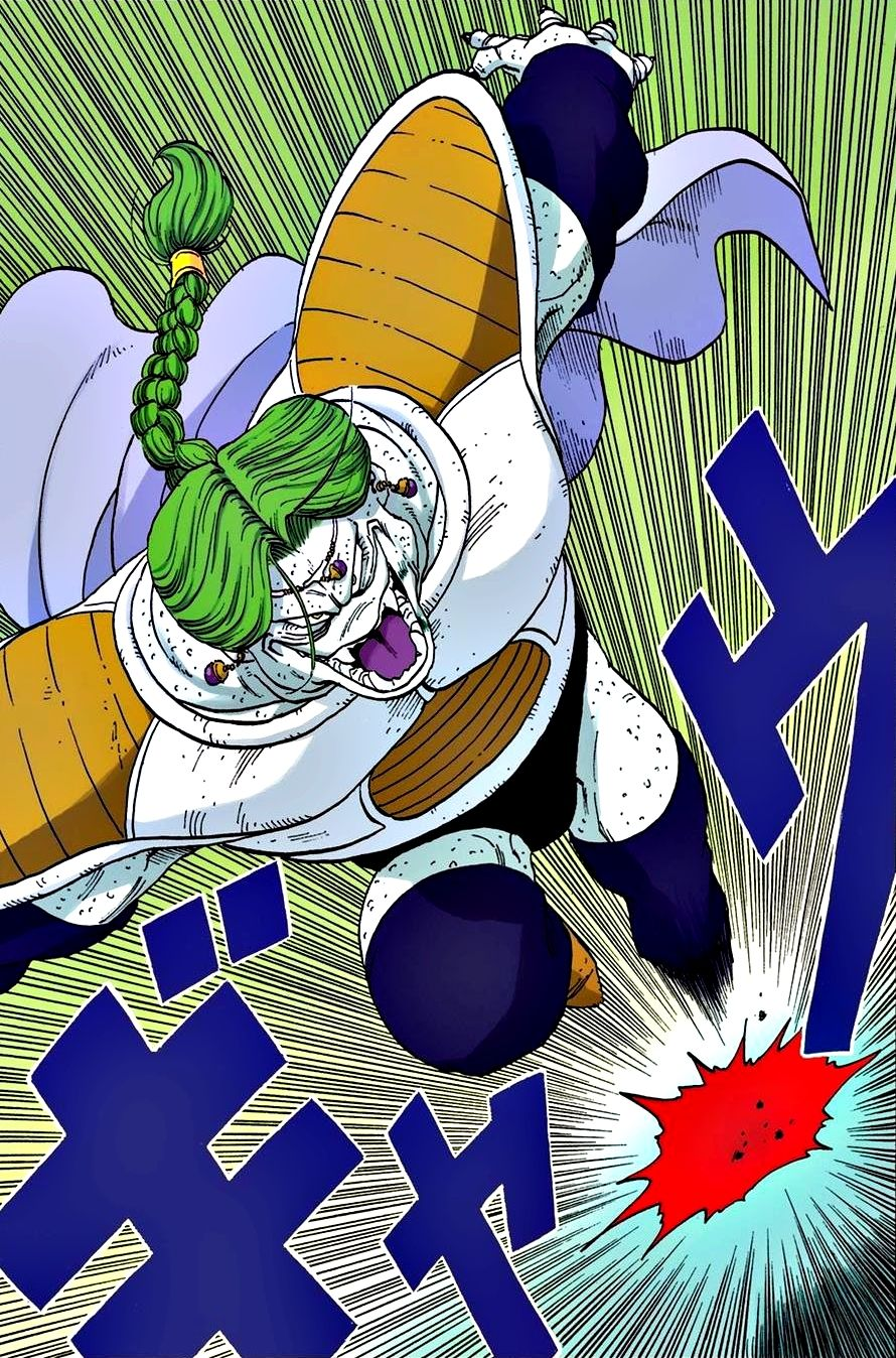 Zarbon Dragonball Art Dragon ball Dragon ball z Dbz manga 890x1348