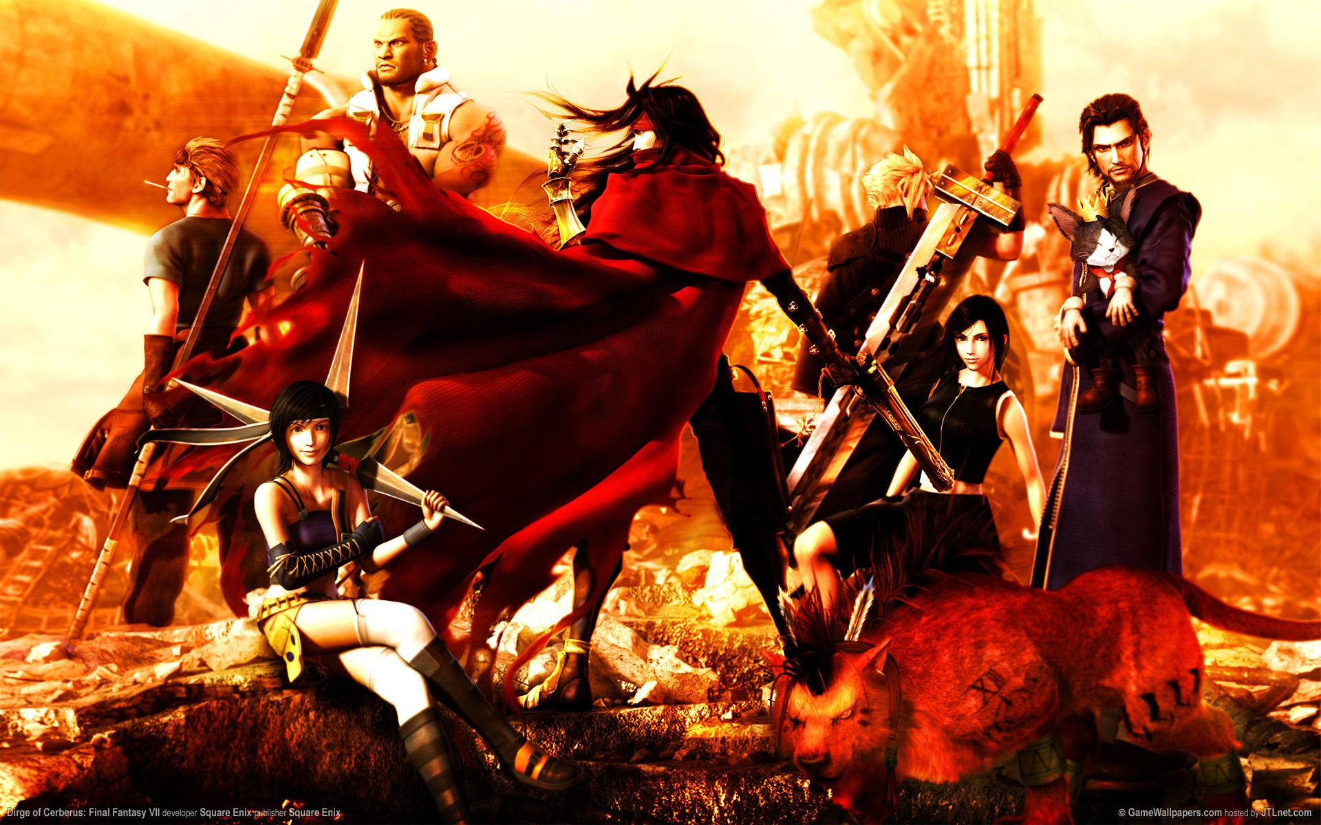 GHoF Final Fantasy 7 vs Crash Bandicoot 2 Our Humble Opinions 1920x1200